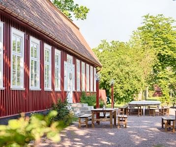 Den 23 oktoberbesökte vi Erikstorps Kungsgård