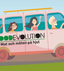 Mat & Möten på hjul  Söderåsen  3 augusti