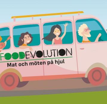Mat & Möten på Hjul Landskrona24 maj
