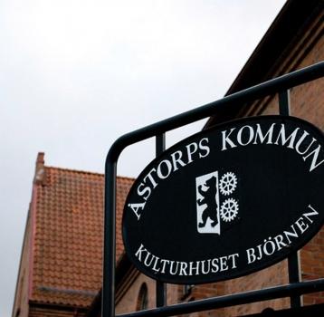 Den 16 november besökte vi Kulturhuset Björnen i Åstorp